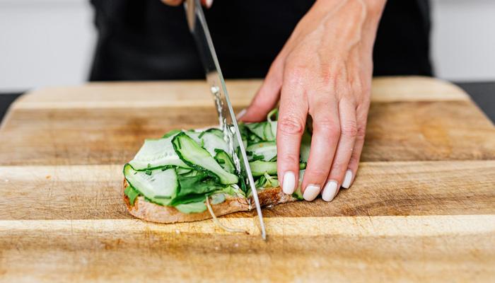 Couteau sandwich