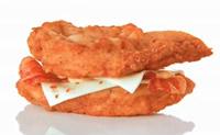 KFC lance son sandwich sans pain