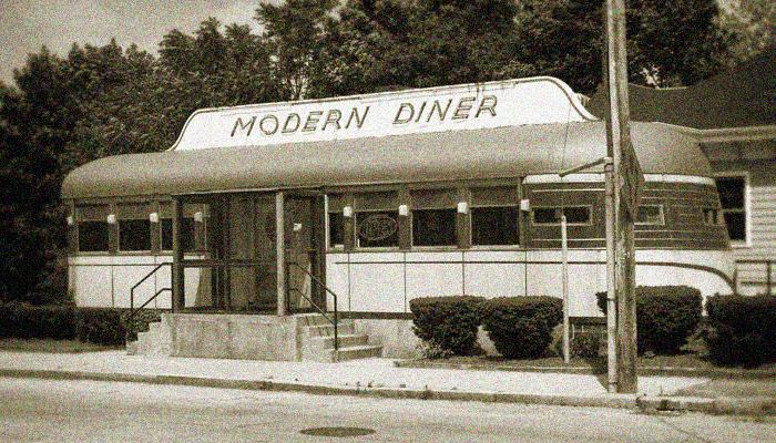 diner vintage