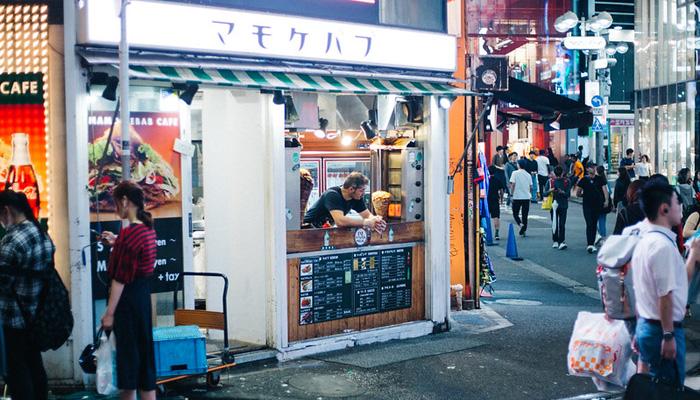 kebab japon