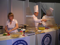 le salon du sandwich 2009