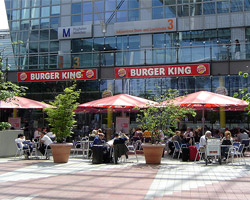 Burger King prévoit 400 restos en France