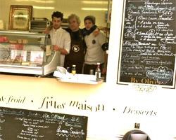Le petit fils de raymond oliver lance un food truck bordeaux for Cuisinier raymond oliver
