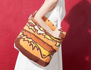 Mode et Big Mac : la collection capsule de McDo