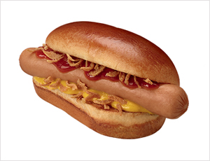 Le hot-dog arrive chez McDonald