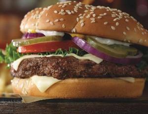 le sirloin third pound burger le burger de luxe de mcdo. Black Bedroom Furniture Sets. Home Design Ideas