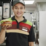 L'uniforme de Burger King s'inspire du Whopper