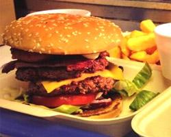 le xxx hot chili burger vous envoie direct l 39 h pital. Black Bedroom Furniture Sets. Home Design Ideas