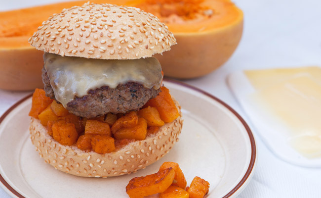 Hamburger Butternut