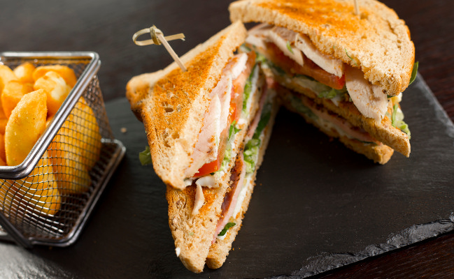 Club-sandwich original