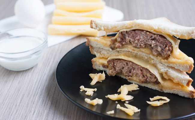 Croque-Steak
