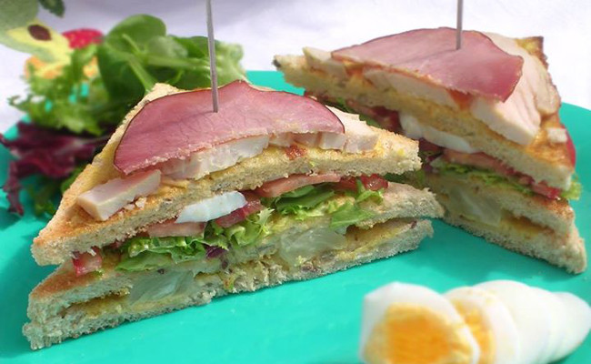Club sandwich multico
