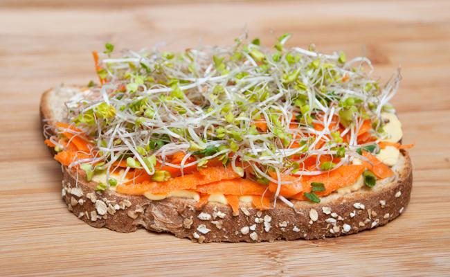 recette carotte rapée chaude